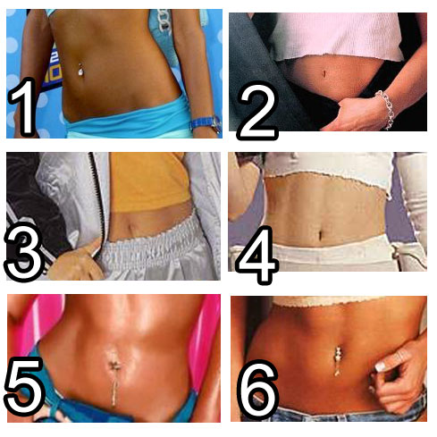 Celeb-Belly-Buttons