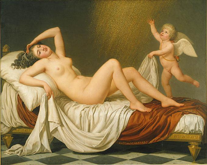 Beautiful Artwork - Nude Female Body