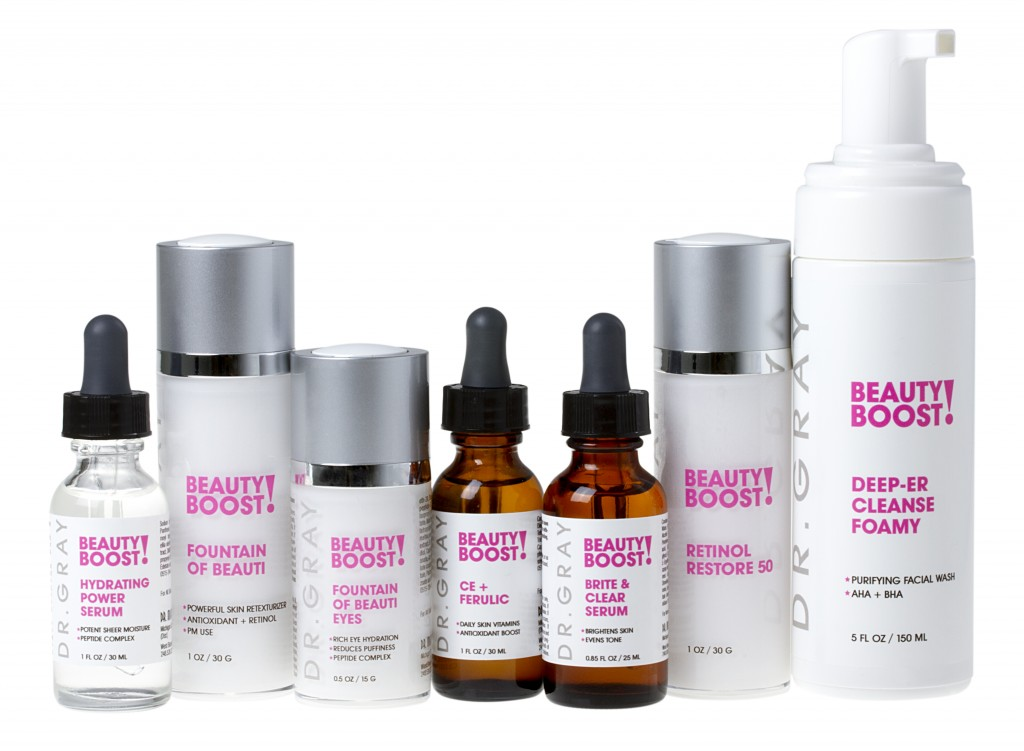 Beauty Boost Skin Care Products